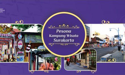 Pesona Kampung Wisata Surakarta