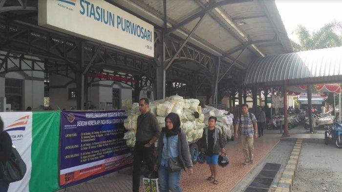 Stasiun Solo Purwosari