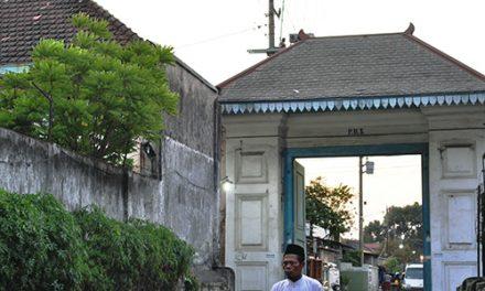Kampung Keraton Baluwarti