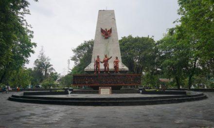 Monumen 45 Banjarsari : Jejak Pertahanan Kedaulatan