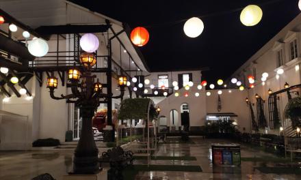 Gedung Juang 45 Solo: Hangout Estetik masa Pandemi
