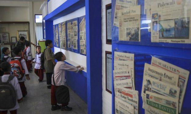 Museum Pers Nasional : Memori Pewartaan Indonesia