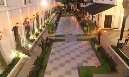 Wisata Budaya Indische Gedung Juang 45 Solo