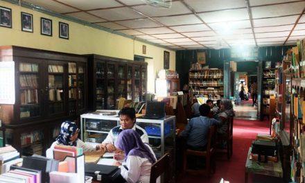 Reksa Pustaka : Menelusuri Eksistensi Mangkunegaran ditengah Pandemi